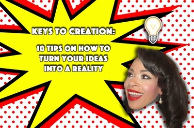 Keys to Creation ebook + bonus video guide