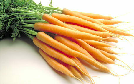 Carrots (Bunches)