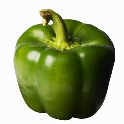 Green Peppers each- large