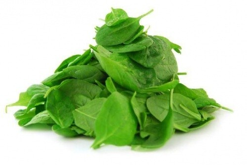 Spinach Baby Leaf pack