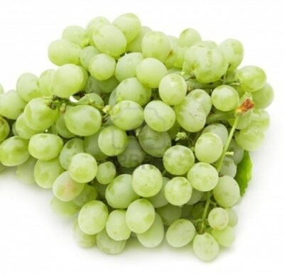 Green Seedless Grapes - 500g