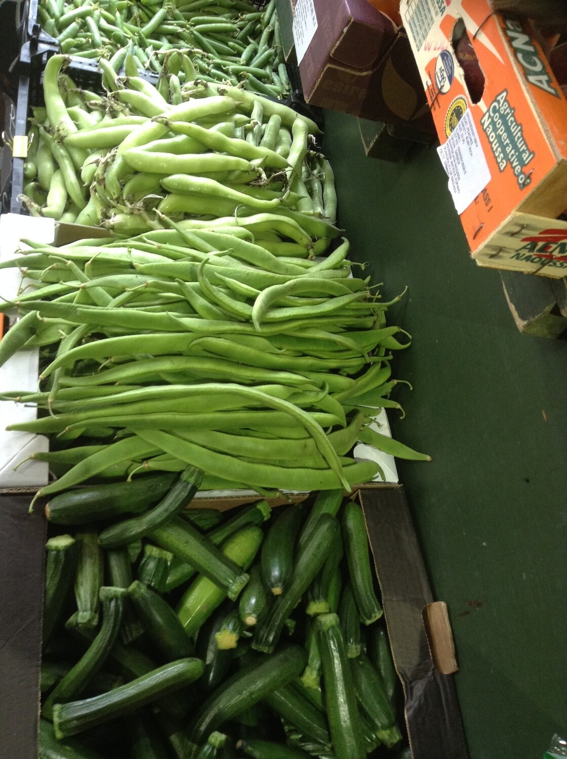 French Beans pack