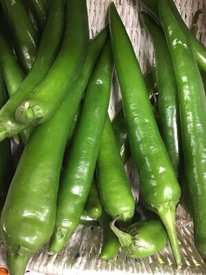 Long GreenChilli 100g