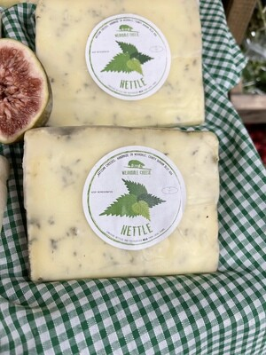 Weardale Nettle Cheese