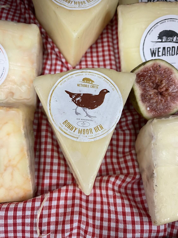 Bonny Moor Hen Cheese