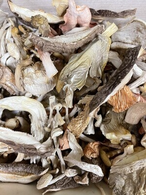 Dried mushrooms- 50g
