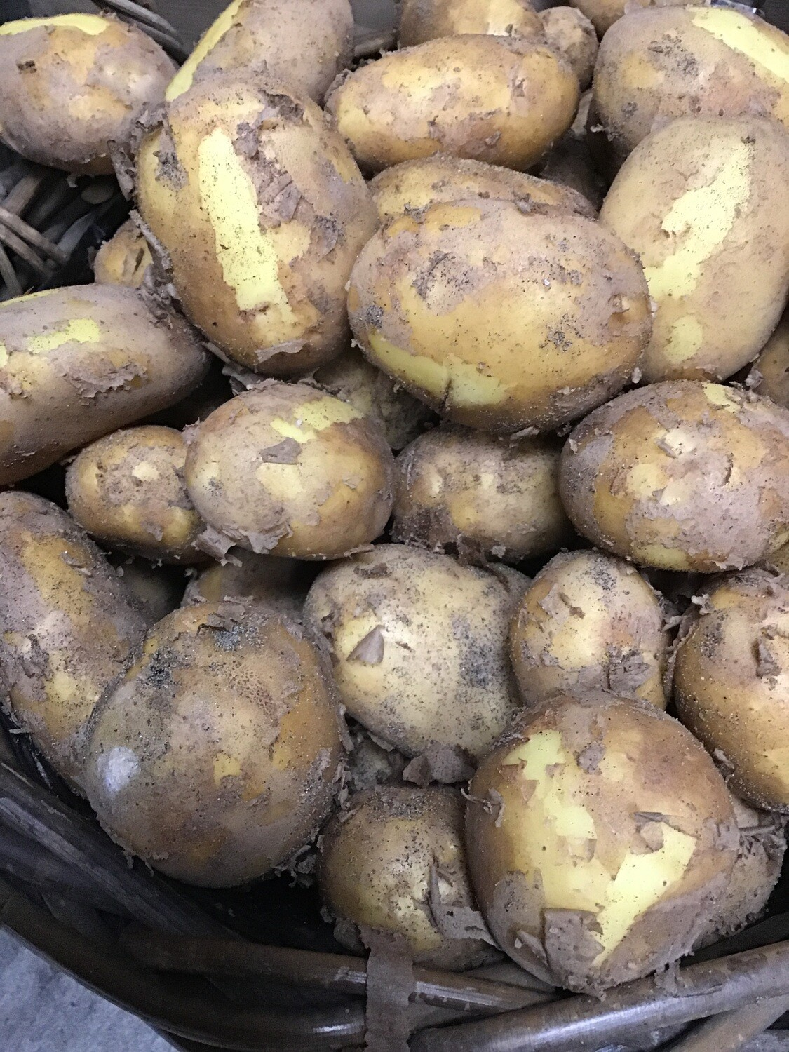 Egyptian New Potatoes. -500g