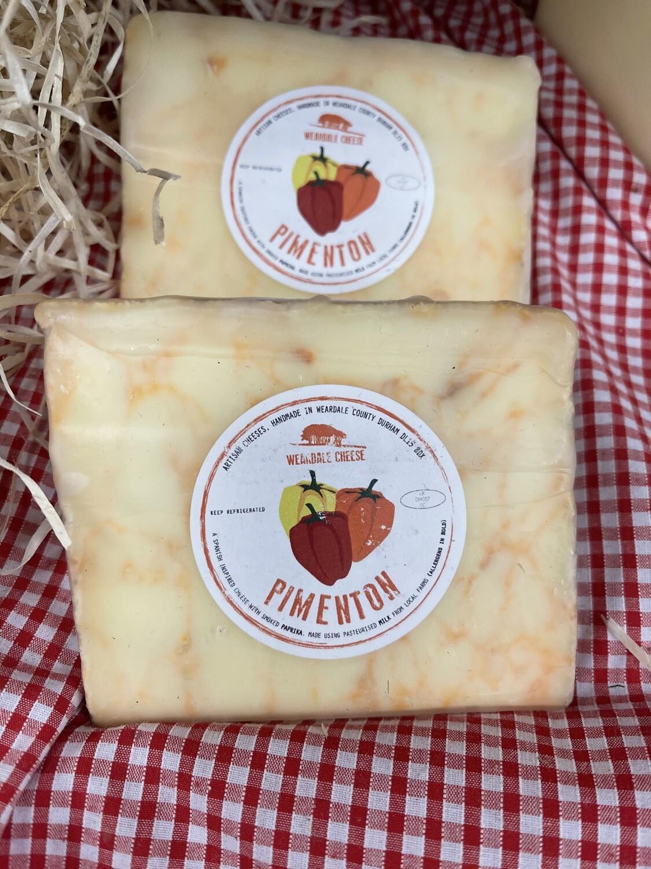 Weardale Pimenton Cheese