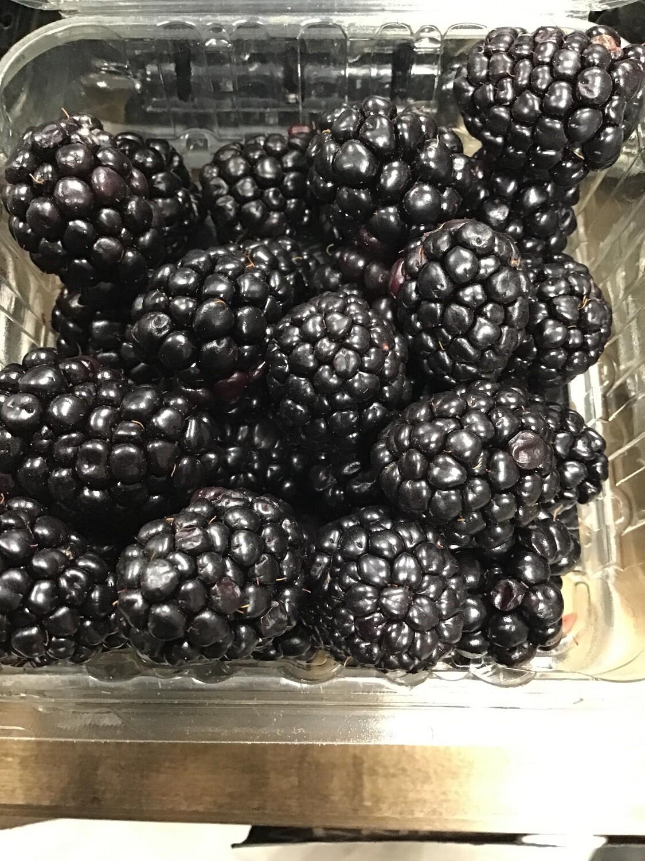 Blackberries 125g punnet