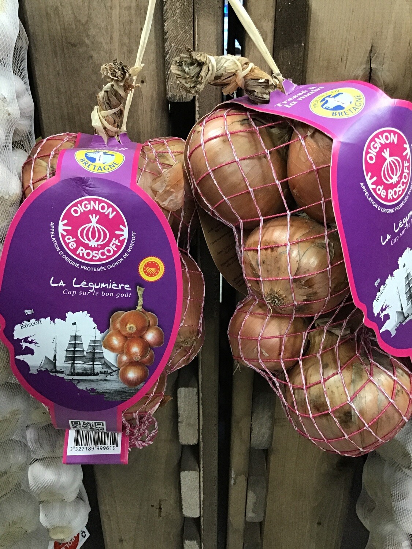 Roscoff Onion Strings