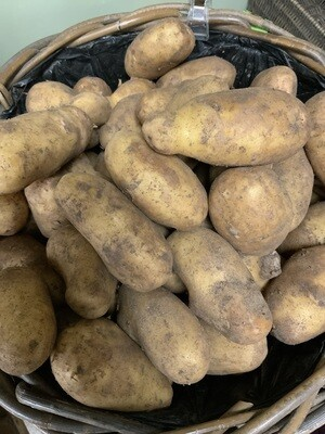 Cheshire New Potatoes. 500g