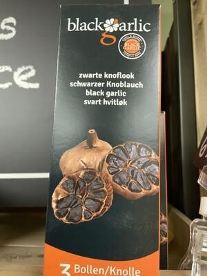 Black Garlic.  Single Bulb.