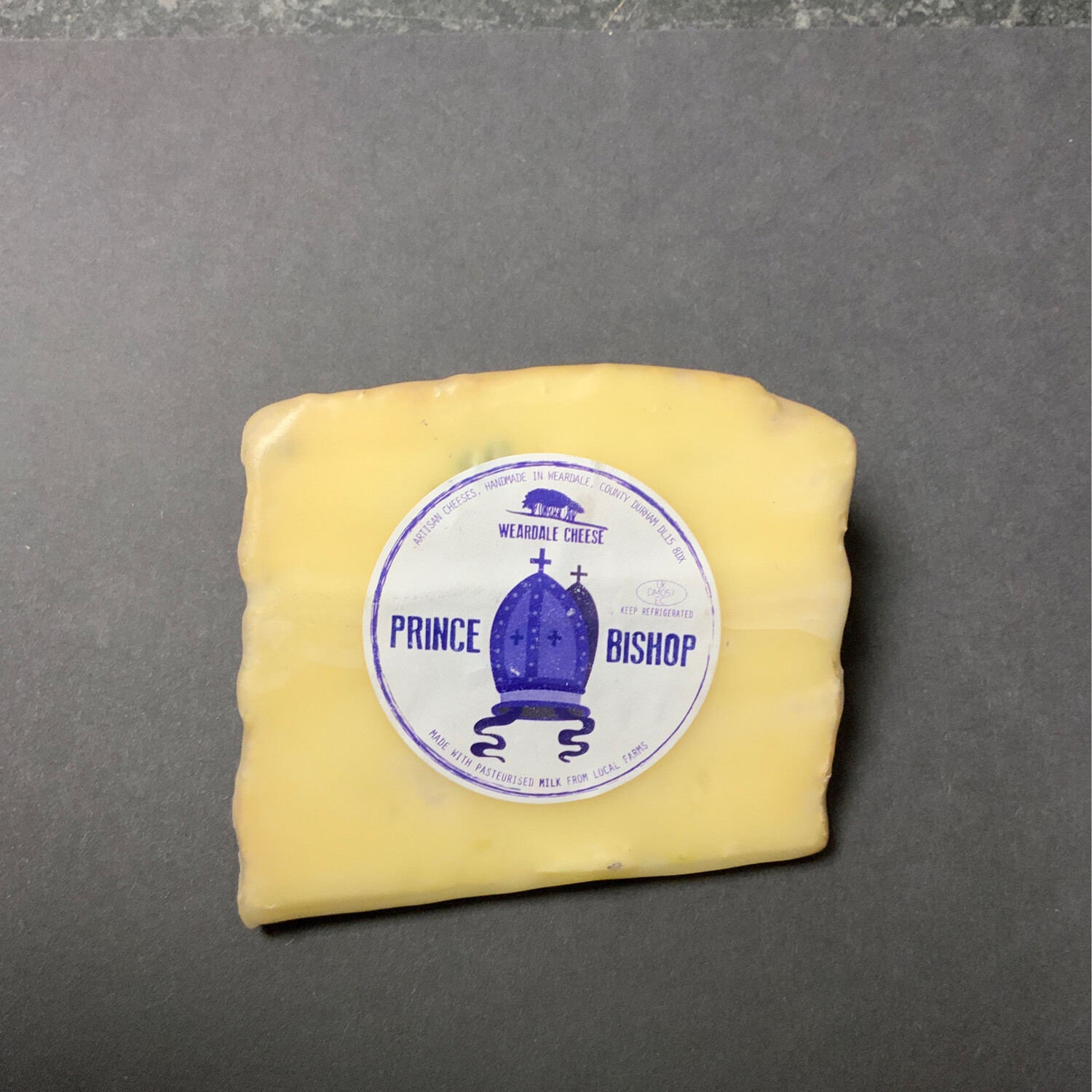 Prince Bishop Cheese