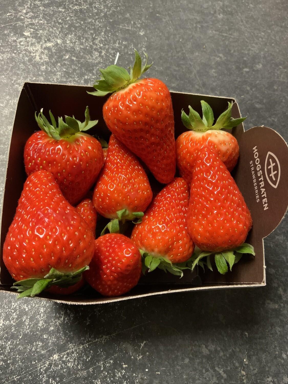 Strawberries.  500g punnets