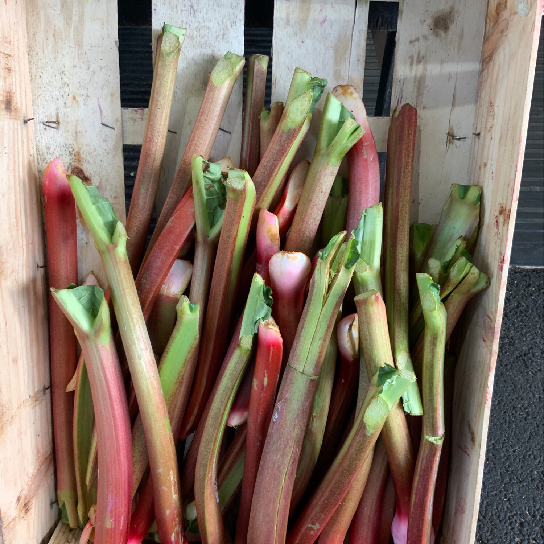 English Rhubarb, 500g