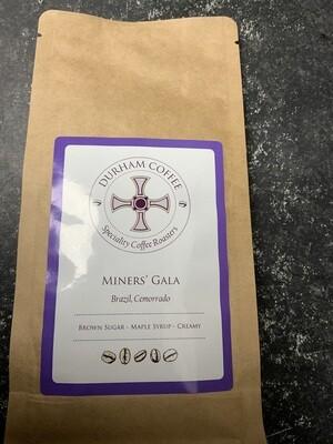 Coffee. Miners Gala