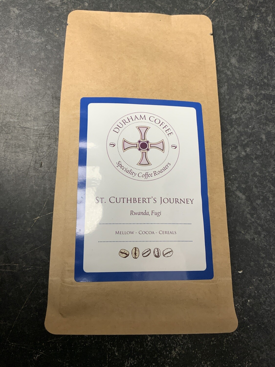 Coffee.  St. Cuthberts Journey