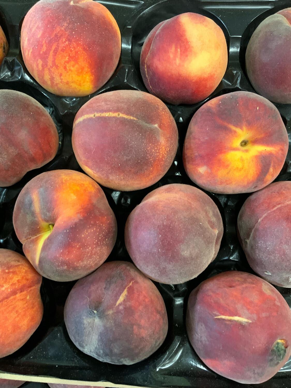 New Season Peaches