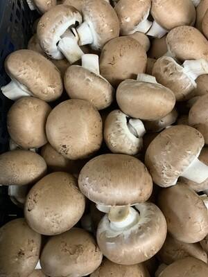 Chestnut Brown Mushrooms 250g pack