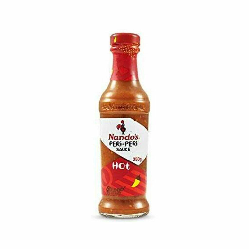 Nandos Peri Peri Hot Sauce