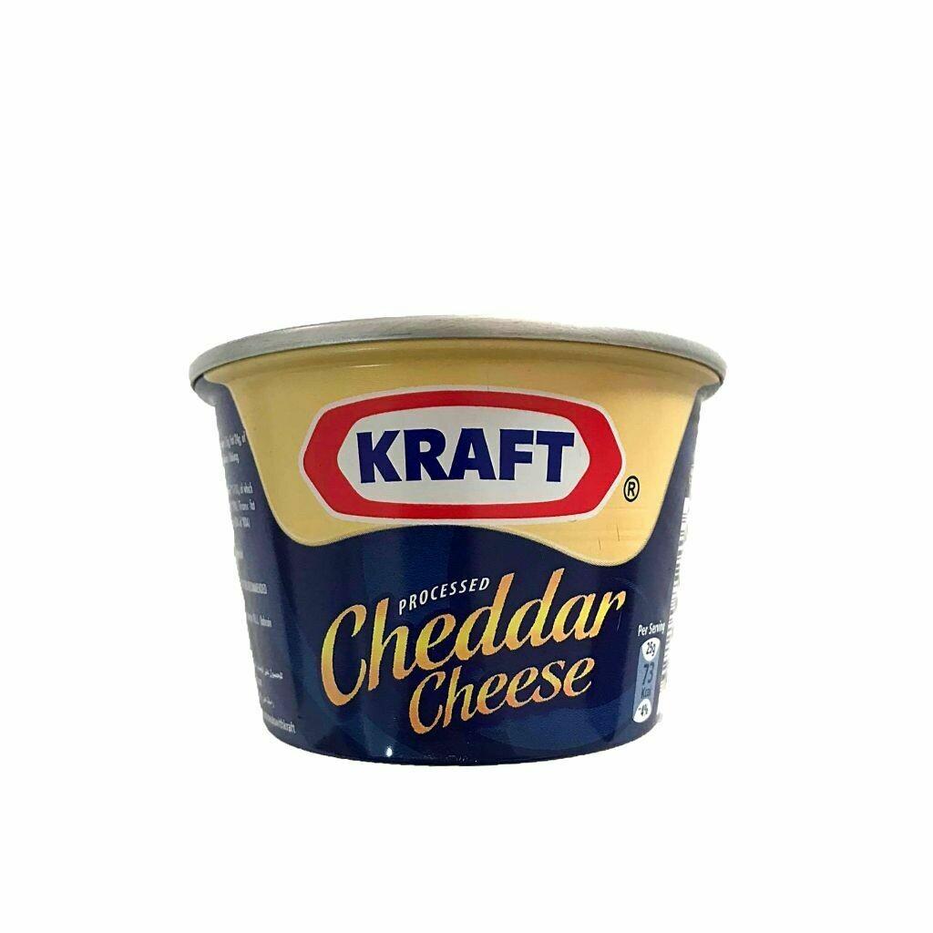 Kraft Cheddar Cheese (Processed)