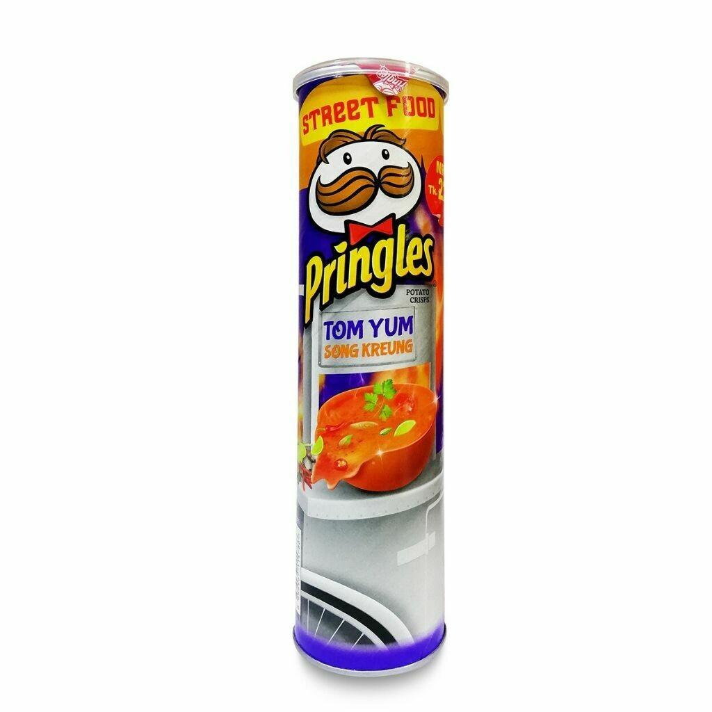 Pringles Tom Yum Song Kreung