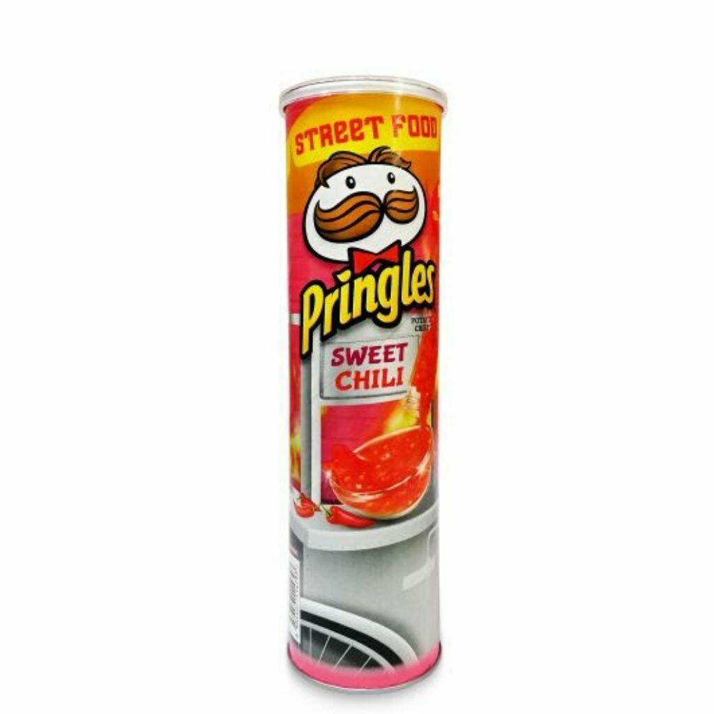 Pringles Sweet Chili Potato Chips