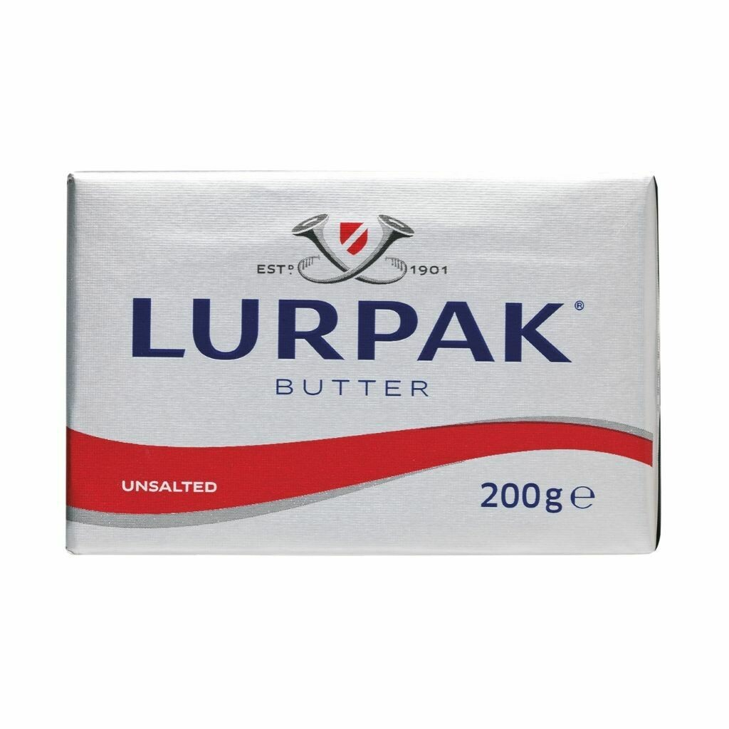 Lurpak Butter Unsalted
