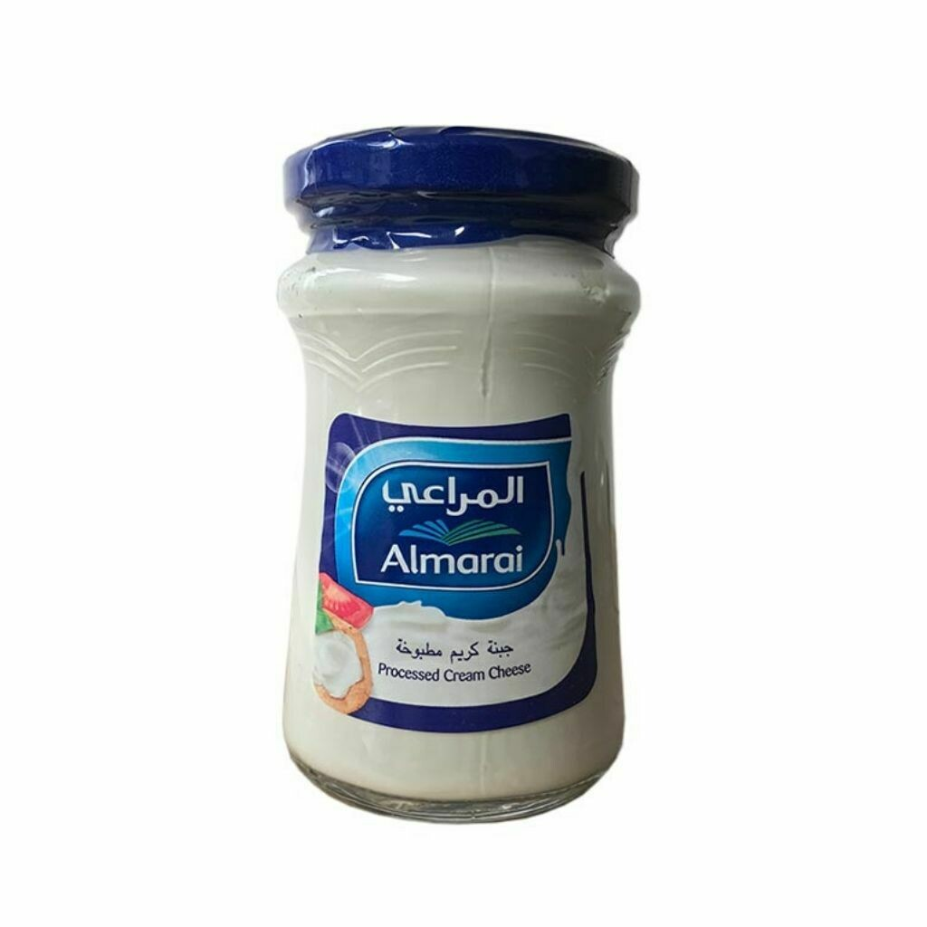 Almarai Processed Cream Cheese - 200gm