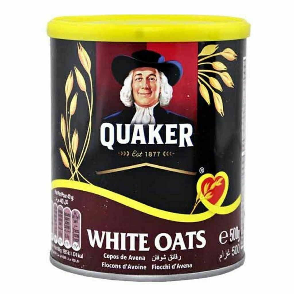 Quaker White Oats (Imported)
