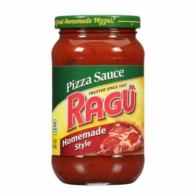 Ragu Pizza Sauce - Homemade Style