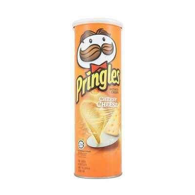 Pringles Cheesy Cheese Potato Chips