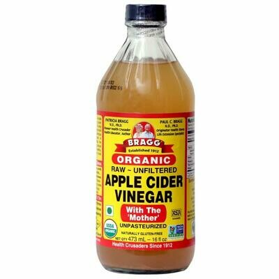 Apple Cider Vinegar - Bragg Organic