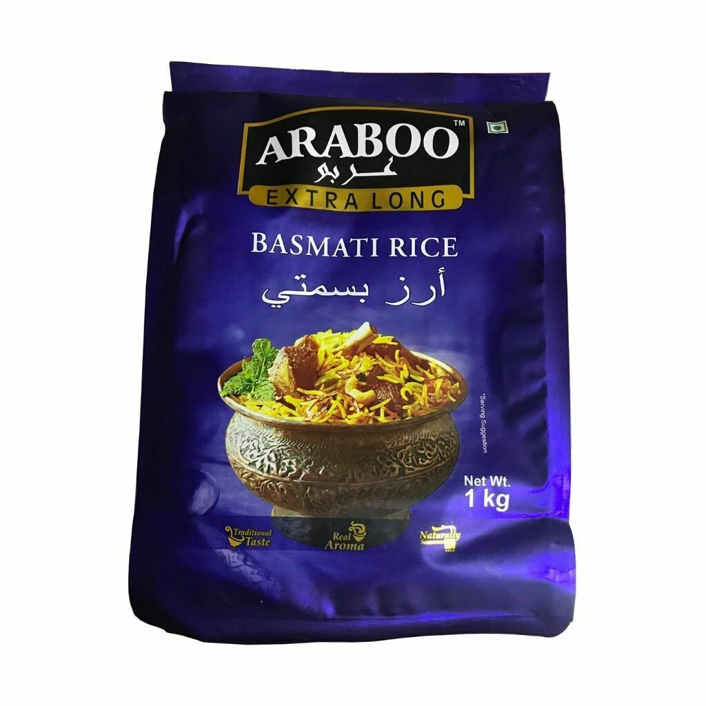 Basmati Extra Long Rice - Araboo