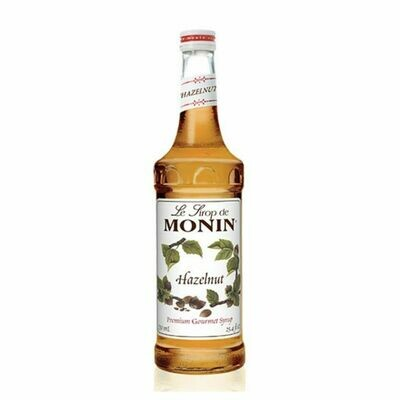 Monin Hazelnut Syrup - 250ml