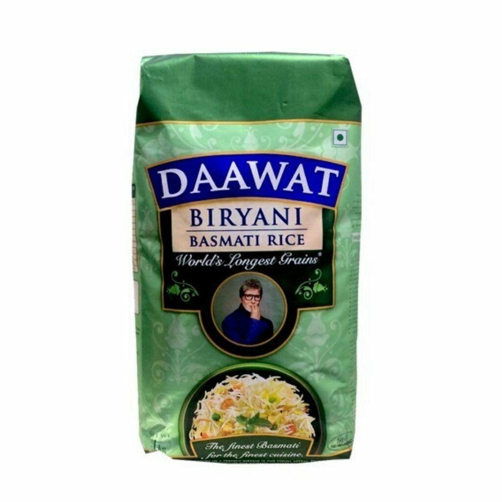 Daawat Briyani Basmati Rice