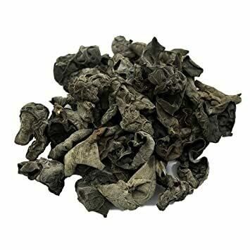 Dried Black Mushroom