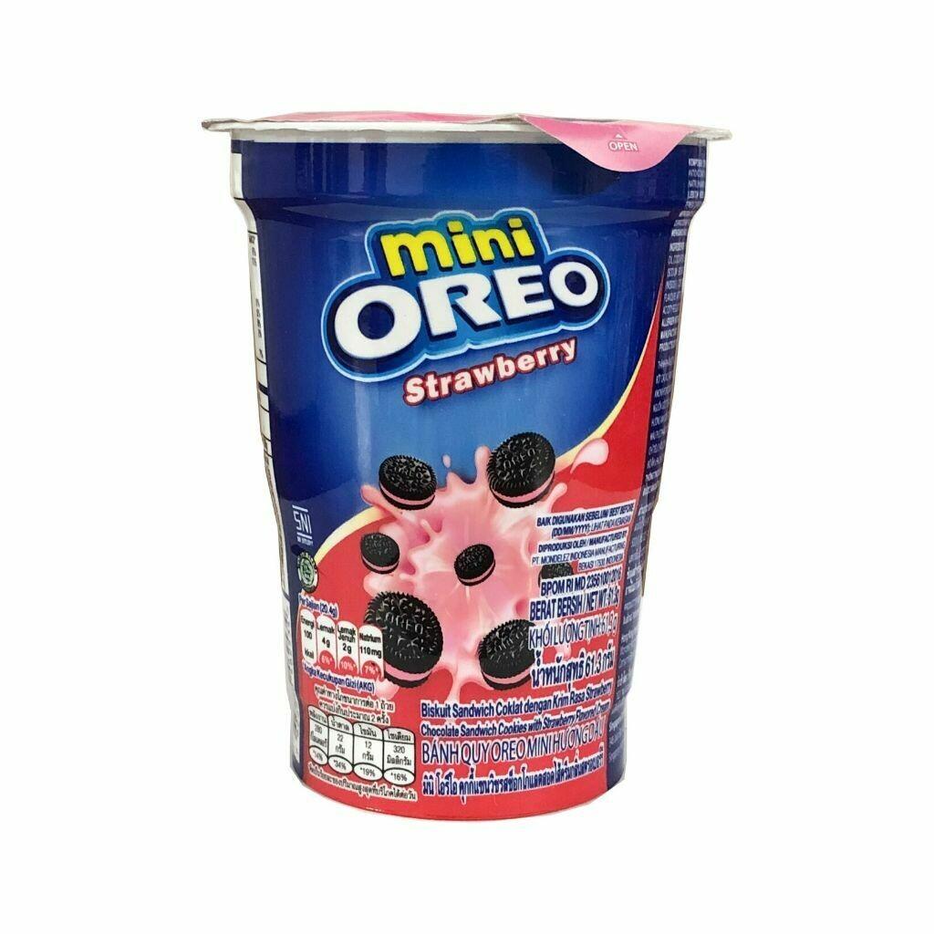 Oreo Mini Strawberry Flavour