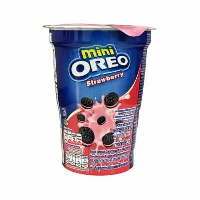 Oreo Mini Strawberry Flavour