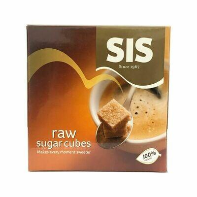 Sis Raw Sugar Cubes