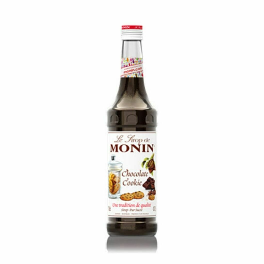 Monin Chocolate Cookie Syrup - 1L