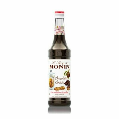 Monin Chocolate Cookie Syrup - 1L