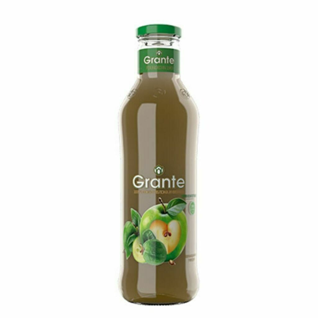 Grante Juices - Apple & Feijoa-750ml