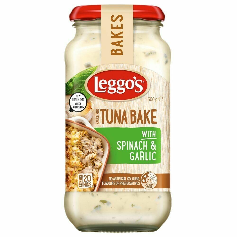 Leggo's Tuna Bake