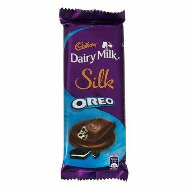 Dairy Milk Silk Oreo