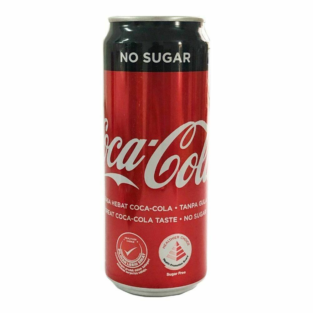 Cocacola No Suger ( Imported)