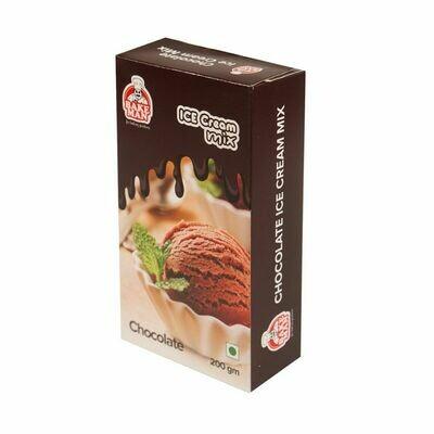 BakeMan Ice Cream Mix - Chocolate