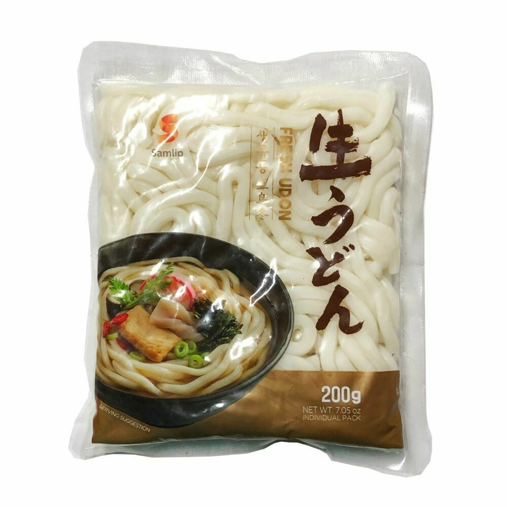 Fresh Udon Noodles- combo pack (3 in 1) - Samlip