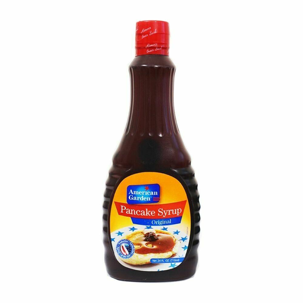 American Garden Pancake Syrup