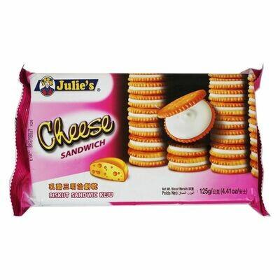 Jullie's Cheese Sandwich Biscuit